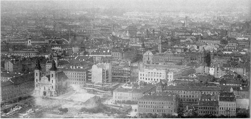 1899, Eskü (Március 15.) tér, 4. (1950-től) 5. kerület