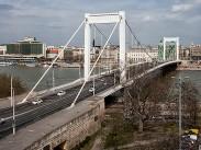 1936, Régi Erzsébet híd...2013-ban, 1. és 5. kerület