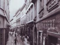 1880 táján, Hajó (Fehér hajó) utca, 4., (1950-től 5.) kerület