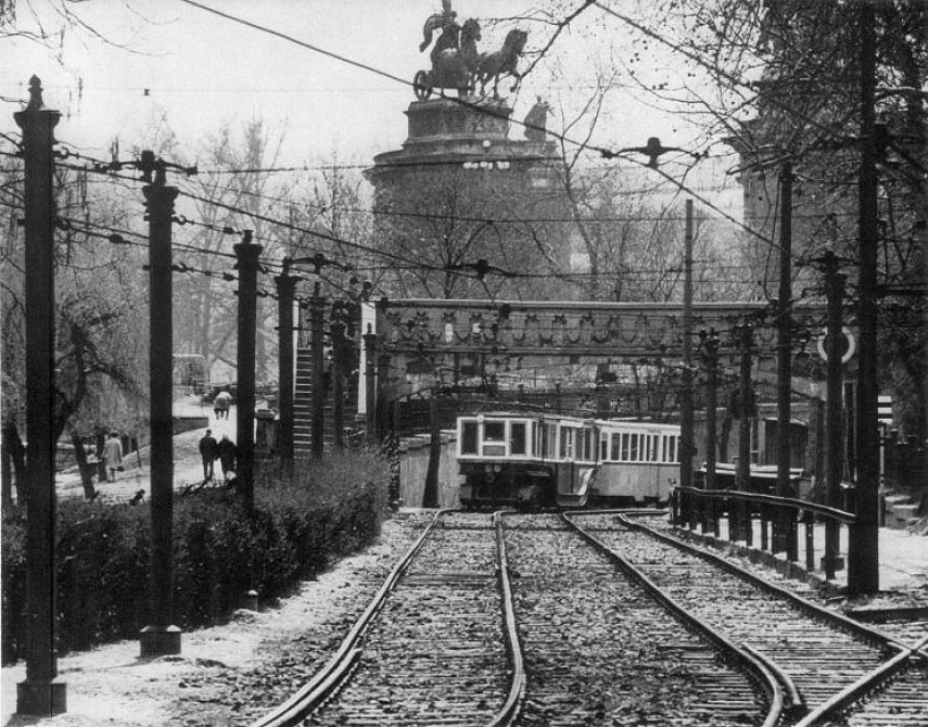 1970 táján, Állatkerti körút, 14. kerület