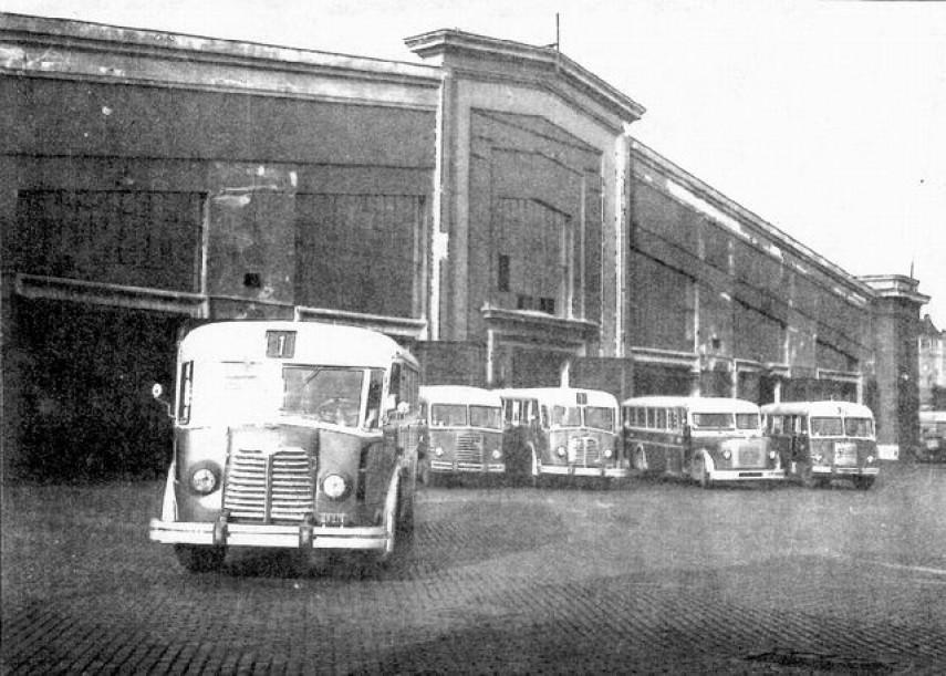 1950-es évek, Istvánmezei út, 14. kerület