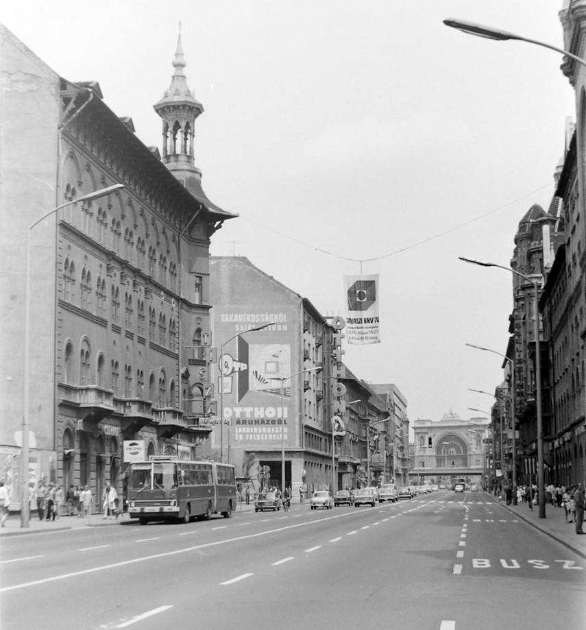 1976, Rákóczi út, 7. kerület