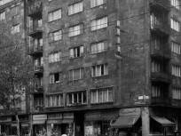 1961, Rákóczi út a Vas utcánál, 8. kerület