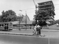 1961, Üllői út a Szigony utcánál, 8. kerület
