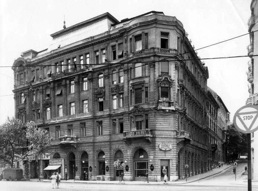 1957, Bartók Béla út, 11. kerület