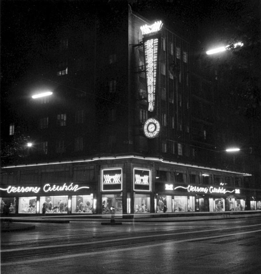 1964, Rákóczi út, 7. kerület