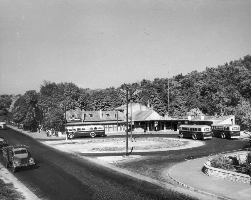 1959, Hűvösvölgyi út, 2. kerület