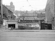 1961, Frankel Leó út 12., a Gül Baba utcánál