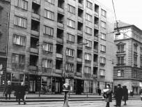 1973, Üllői út a Berzenczey utcánál, 9. kerület