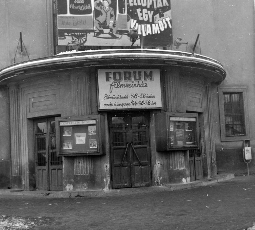 1963, Rákóczi út (Margó Tivadar utca), 18.kerület