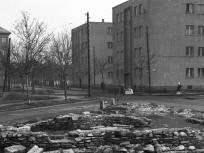 1955, Hunor utca a Kunigunda útjánál, 3. kerület