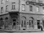 1960, Széna tér, 1. kerület