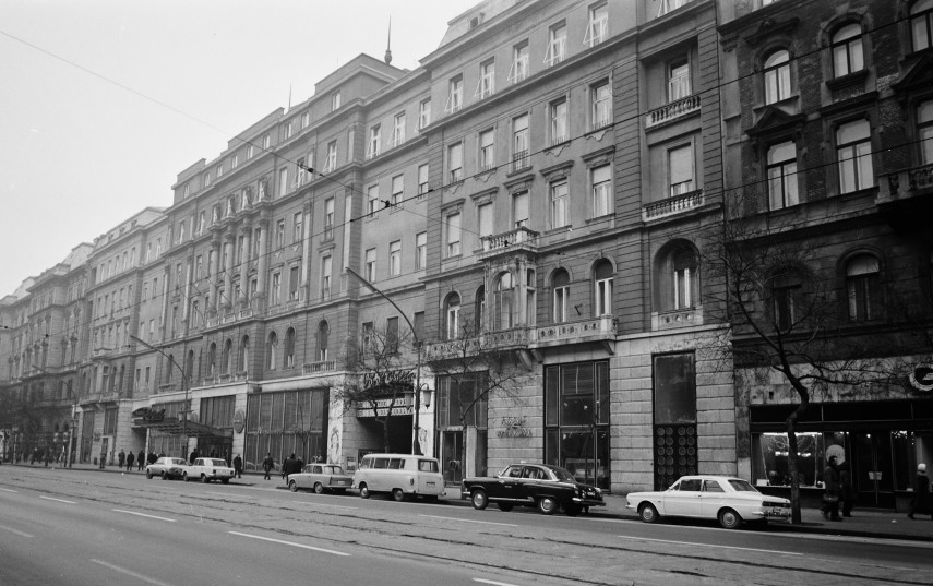 1971, Lenin (Erzsébet) körút, 7. kerület