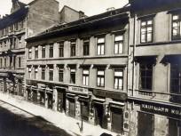1909, Arany János utca, 4. (1950-től 5.) kerület
