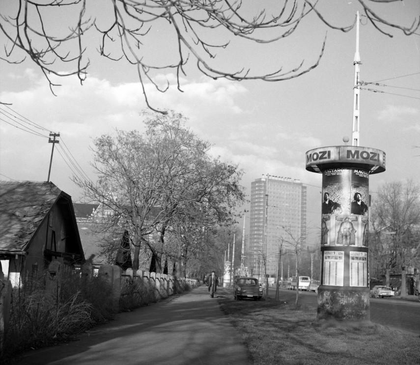 1978, Hámán Kató út (Haller utca), 9. kerület