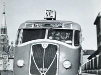 1941, Cházár András utca a Thököly út felé nézve, 14. kerület