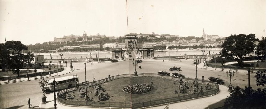 1937, Ferenc József (Széchenyi István) tér, 4. (1950-től 5.) kerület