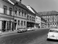 1978, Tárnok utca a Balta köz felé nézve