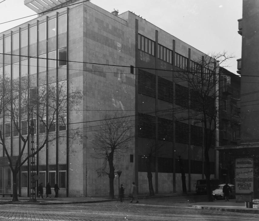 1968, Fehérvári út, 11. kerület