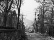 1977, Lóránt út az Istenhegyi út felé nézve, 12. kerület