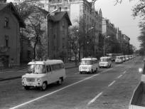 1985, Rudas László (Podmaniczky) utca, 6. kerület