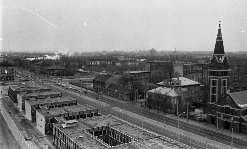 1982, Kerepesi út, 14. és 8. kerület