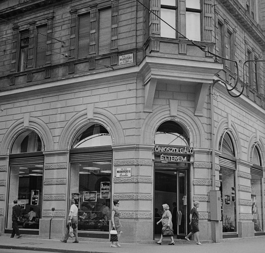 1969, Majakovszkij (Király) utca, 7. kerület
