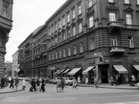 1976, Szent István körút a Bihari János utcánál