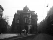 1938, Baross utca a Reviczky utcánál, 8. kerület