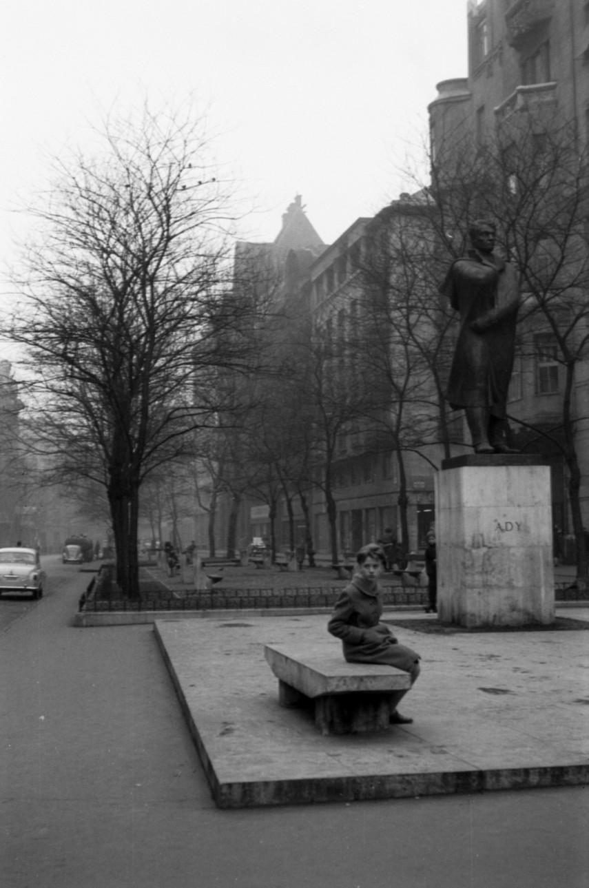 1963, Liszt Ferenc tér, 6. kerület
