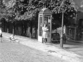 1943, a Toldy Ferenc utca - Donáti utca elágazása, 1. kerület