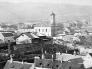1865 táján, Krisztina tér, 1. kerület