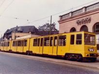 1972, Állatkerti (Gundel Károly) út az Állatkerti körútnál, 14. kerület