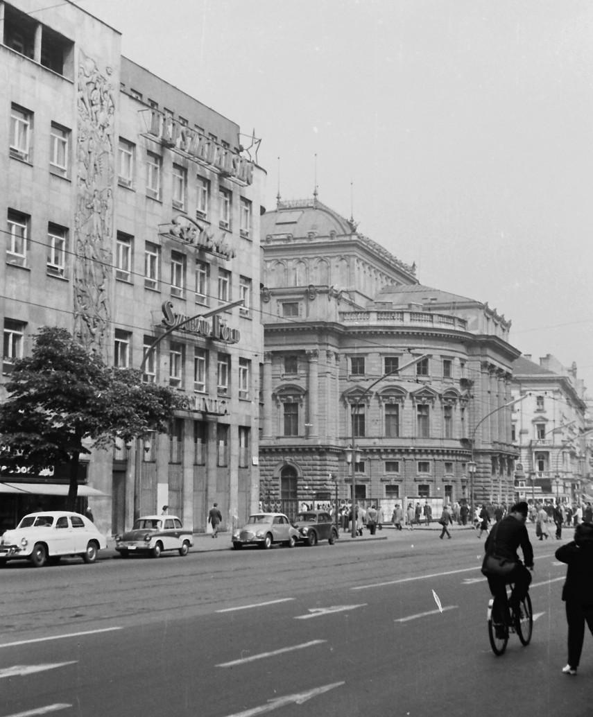 1962, József körút, 8. kerület