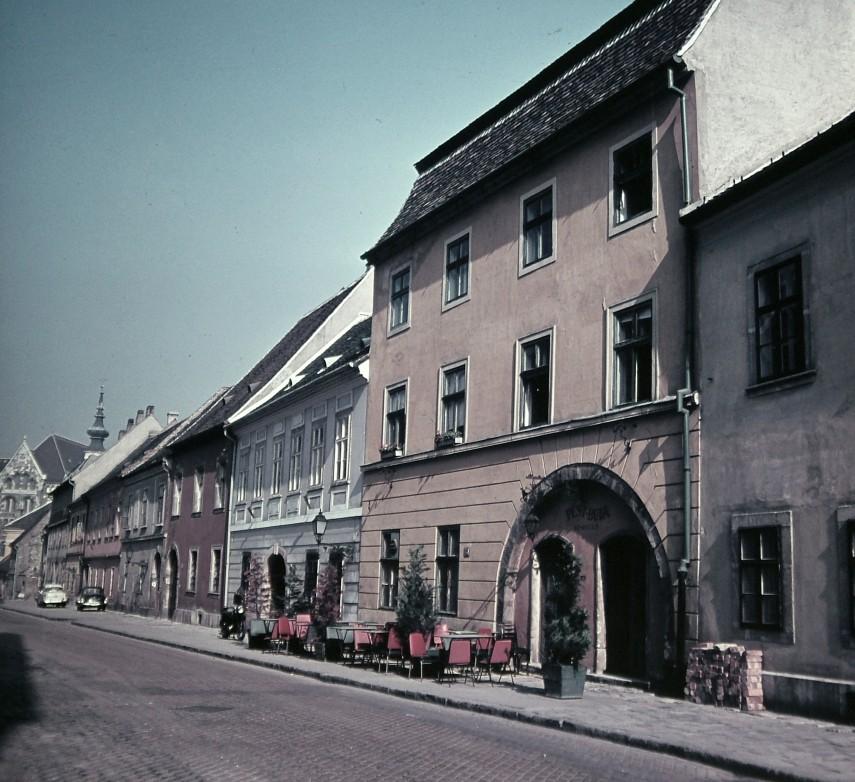 1969, Fortuna utca, 1. kerület