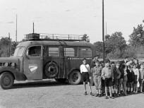1948, Hegyhát utca, a Gyermekvasút végállomása, 12. kerület