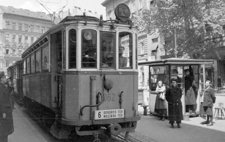 1952, Mester utca, 9. kerület
