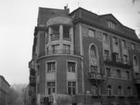 1965, Csaba utca a Maros utcánál, 12. kerület
