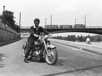 1957, Budai alsó (Angelo Rotta) rakpart, 2. kerület