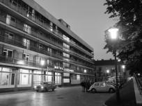 1965, Zivatar utca, a HOTEL IFJÚSÁG