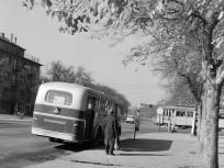 1963, Népstadion (Stefánia) út a Thököly útnál, 14. kerület