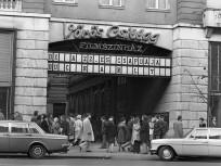 1977, Lenin (Erzsébet) körút, Vörös Csillag filmszínház, 7. kerület