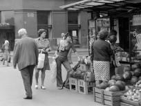 1980, József körút a Baross utcánál, 8. kerület