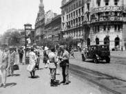 1935, Blaha Lujza tér, 7. kerület