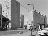 1970, Árpád út a Rózsa utcánál, 4. kerület