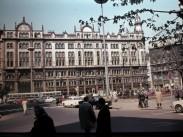 1970-es évek eleje, Felszabadulás tér, (Ferenciek tere), 5. kerület