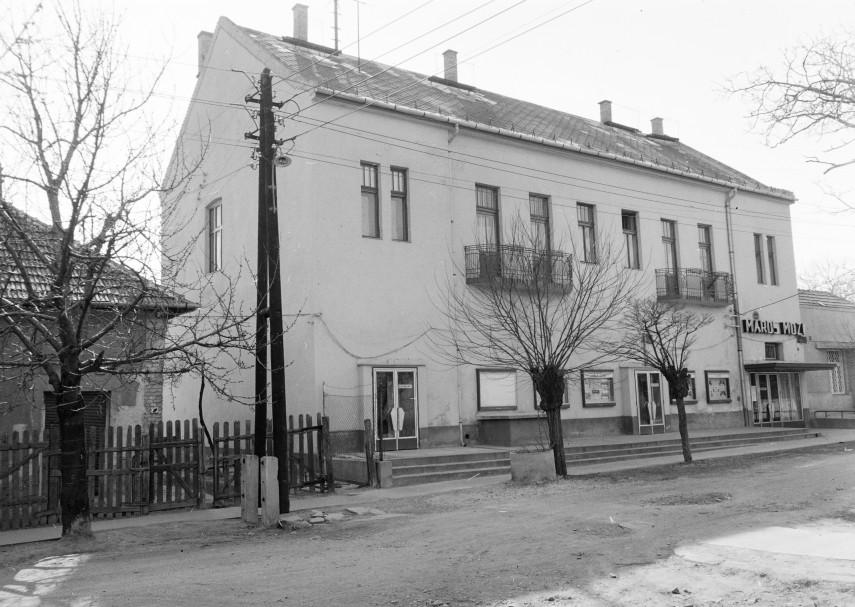 1973, IX. utca, a Maros mozi, 17. kerület