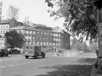 1956, Sztálin (Andrássy) út a November 7. tér, 6. kerület