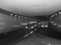 1978, Felszabadulás tér (Ferenciek tere), a közúti aluljáró