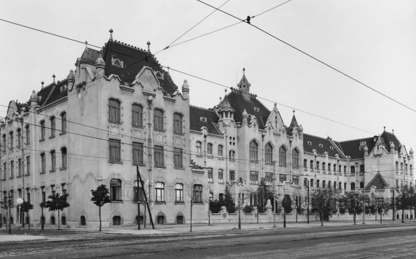 1940, Könyves Kálmán körút, (1950-től 8. kerület)